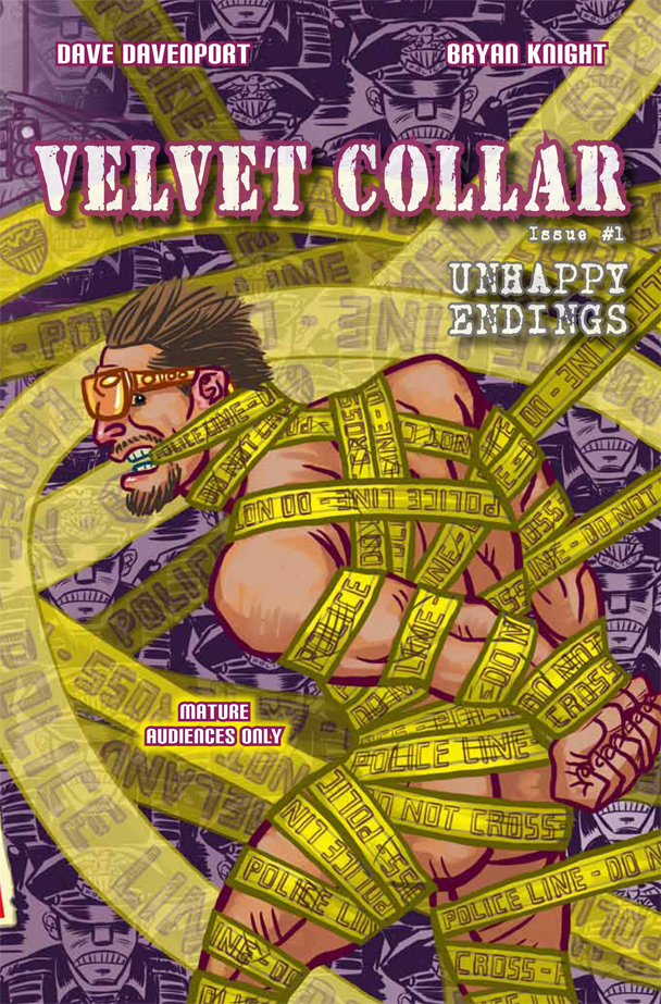 Velvet Collar, Issue One, Unhappy Endings